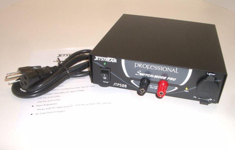 JETSTREAM JTPS28 13.8VDC 28 AMP SWITCHING DC POWER SUPPLY