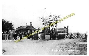 Martock Railway Station Photo. Langpor