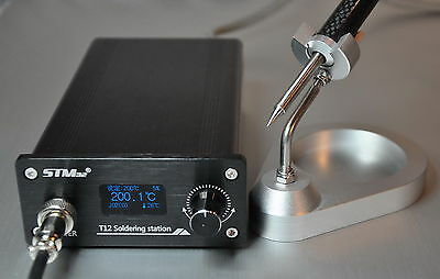 Soldering Iron Station Temperature Controller Handle Stand For Hakko T12