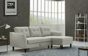 SECTIONAL WITH BED BRANDD NEWW