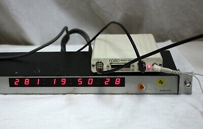 V-data Gtp Global Time And Position Irig-b Timecode Generator W Gps Synch