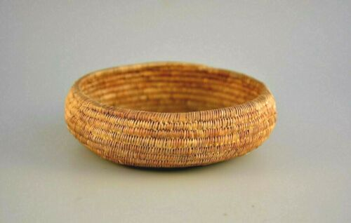 Old Pomo Indian Basket