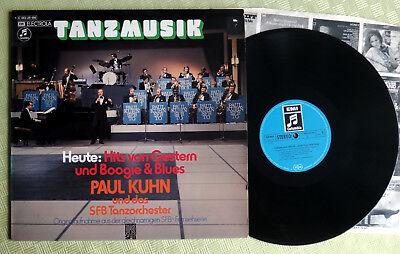 Paul Kuhn Heute: Hits von Gestern und Boogie & Blues LP 12` Vinyl