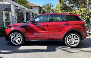 Range Rover Evoque Td4 180 Hse Dynamic 9 Sp Automatic 5d Wagon. 16.5MY