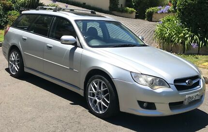 2008 Subaru Liberty 4WD 6MTHS REGO BACKPACKERS 3YR WARRANTY NRMA