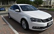 FOR UBER 2013 Volkswagen Passat Highline 130TDI 3C MY14 2.0 Diesel Greenwith Tea Tree Gully Area Preview