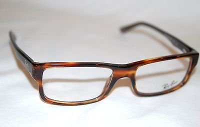 NEW Ray-Ban Eyeglass Frames RX5245-5607-52/17/140 w/Case DISPLAY CLOSEOUT #RB01