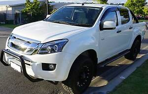 Isuzu D-Max Ute 2015 Pacific Pines Gold Coast City Preview