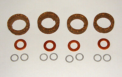 C5ne9f596a Ford 5000 535 5600 6600 6710 7610 7710 Injector Seal Kit Set Of 4