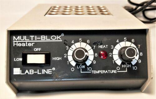Lab-Line Multi-Blok 2050 Dry Block Heater