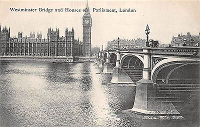 BR58044 westminster bridge and  houses of parliament   london   uk