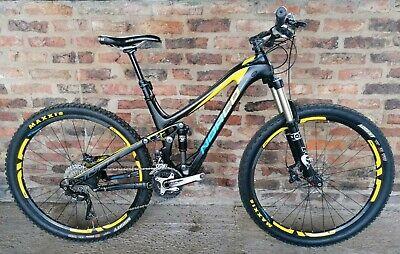Norco Sight A7 1.5 Carbon Fibre Full Suspension Mountain Bike MTB (S)