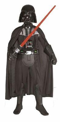 Rub - Star Wars Kinder Deluxe Jungen Kostüm Darth Vader zu Karneval und - Darth Vader Deluxe Kostüm Kinder