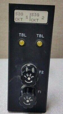 556-895B Simplex Fire Panel Zone Card