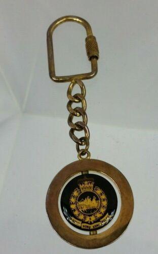 Royal Hong Kong Police Force emblem spinner Key Chain China
