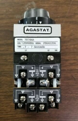 AGASTAT 7014AB TIMINNG RELAY