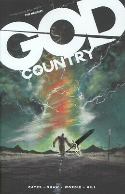GOD COUNTRY TPB / REPS #1 2 3 4 5 6 / DONNY CATES-GEOFF SHAW / NEW