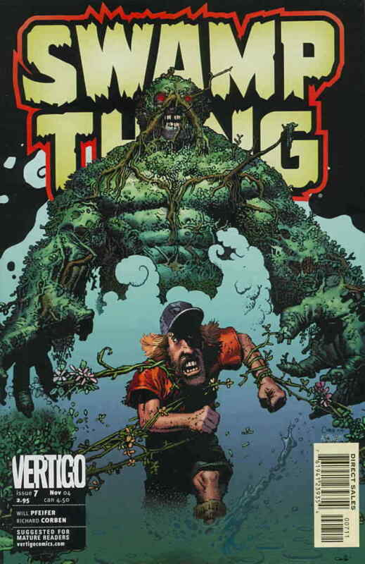 Swamp Thing (4th Series) #7 VF; DC/Vertigo | save on shipping - details inside