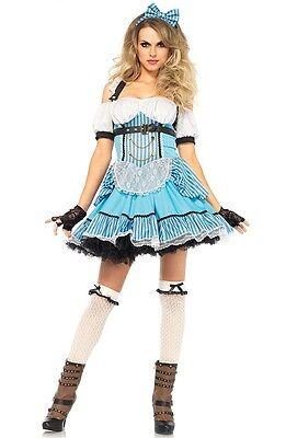 Kostüm Alice Im Le Land von der Wunder Kostüme Karneval Halloween