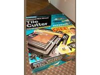 Tile cutter tool