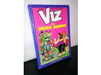 VIZ, original hardback collectors album.