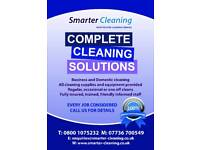 DOMESTIC AND COMMERCIAL CLEANING SERVICES IN CAMBRIDGE AND SURROUNDINGS £10 per hour