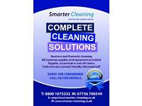 DOMESTIC AND COMMERCIAL CLEANING SERVICES IN ROYSTON AND SURROUNDINGS £10 per hour