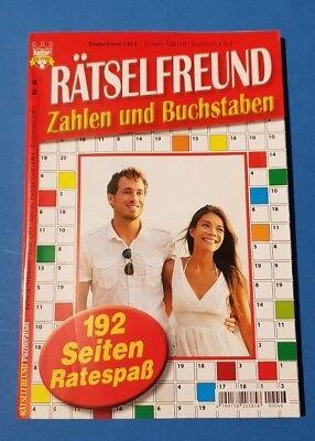Kelter Rätselfreund Zahlen+Buchst.  Nr.46 192 Seiten NEU+unbenutzt 1A abs.