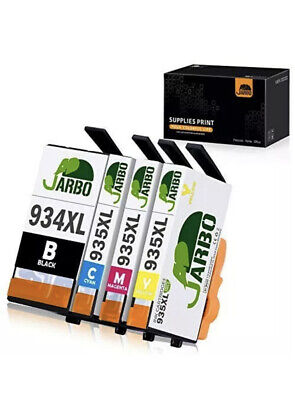 JARBO 934XL 935XL Replacement for HP 6815 6835 6220 Ink Cartridges
