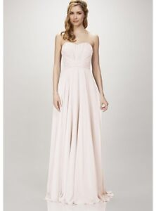 New Blush Strapless dress by Theia Couture