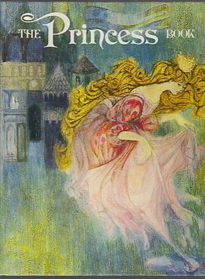 Vintage Children's Rand McNally Book ~ THE PRINCESS BOOK ~ 1st Edition