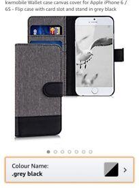 iPhone 6 Plus wallet