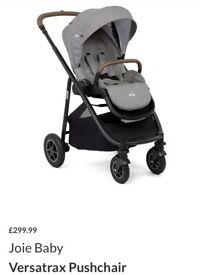 BARGAIN JOIE BABY PUSHCHAIR-BRAND NEW-DELIVERY AVAILABLE