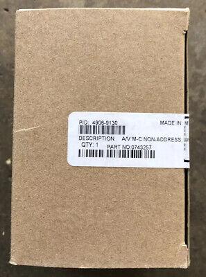 Simplex 4906-9130 Truealert Non-addressable Hornstrobe Ceiling White
