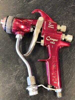 Cougar Air Assisted Airless Hvlp Spray Gun