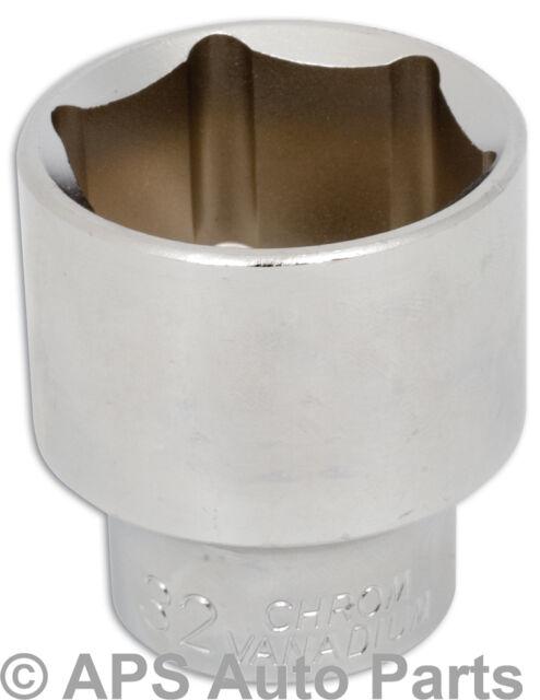 Socket 1/2D Laser Range 10-32mm Chrome Vanadium Individual Hex Spark Plug New