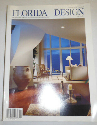 Florida Design Magazine High Drama On The Bay Vol.7 No.4 101714R