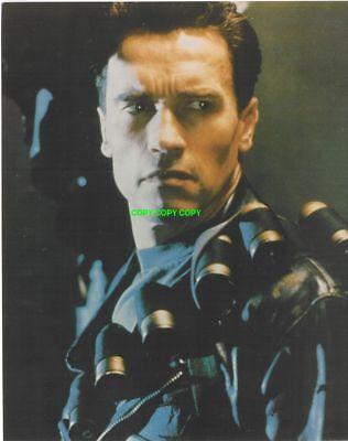 Arnold Schwarzenegger 8x10 PHOTO actor  Predator Terminator  FREE SHIPPING