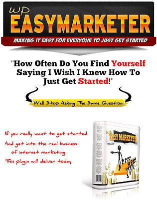 Affiliate Marketing Wordpress Plugin W Mater Resell Rights
