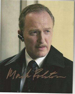 Mark Rolston signed photo