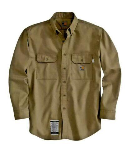 Carhartt FR Shirt tan