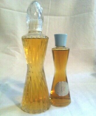 NEW Vintage Helena Rubinstein Heaven Sent Eau De Parfum *2 Bottles* 2oz and 1oz