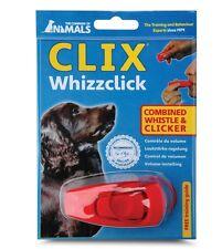 Whizz Clicker for Dog - Fun way reward train whistle Training guide