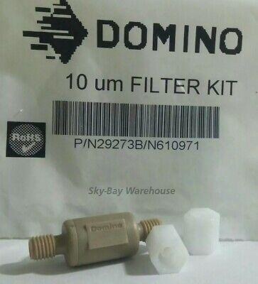Domino 29273 10 Microns Printer Filter Kit No. 3 A400 Series Skbawa-b095-jb