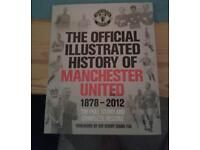 History of Manchester United book New