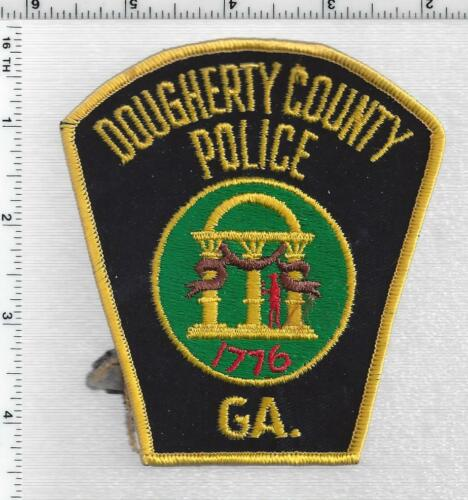 Dougherty County Police (Georgia) 3rd Issue Shoulder Patch