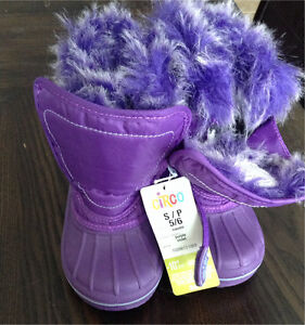 Brand new with tags size 5/6 winter boots St. John's Newfoundland image 1
