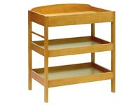 East Coast Baby Change Table - Natural