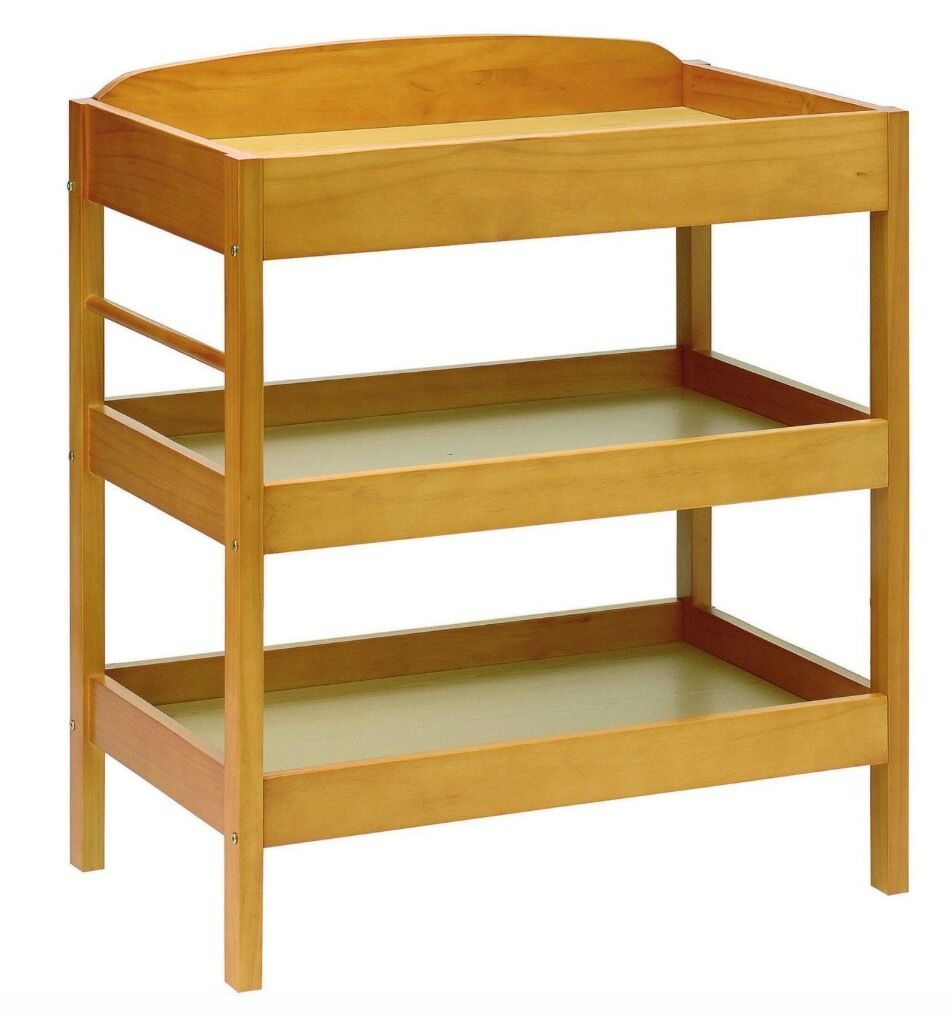 East Coast Baby Change Table   Natural