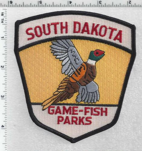 Game-Fish-Parks (South Dakota) 2nd Issue Shoulder Patch